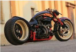 Harley Davidson V-Rod - credits: conceptofcars.com